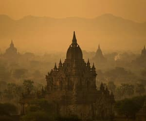 asia, view, and myanmar image