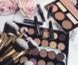 article, natural makeup, and beauty image