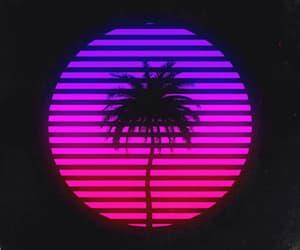 gif, purple, and aesthetic image