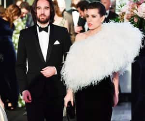 charlotte casiraghi and luxury image
