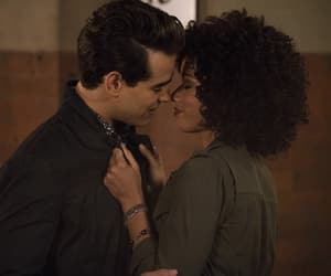 simon lewis, maia roberts, and shadowhunters image