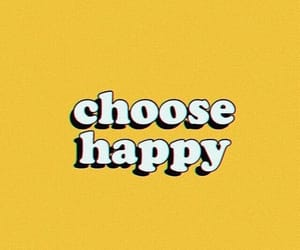 yellow, happy, and wallpaper image