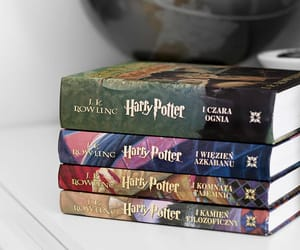 books, harry potter, and potter image