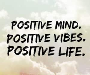 happy, positive, and positivity image