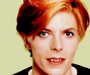 david bowie, the man who fell to earth, and thomas jerome newton image