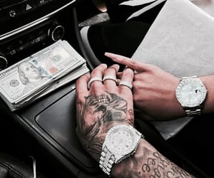 money, couple, and goals image