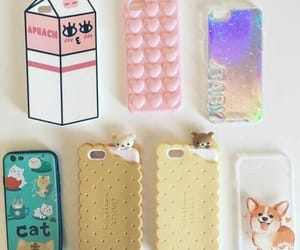 aesthetic, pastel, and pink image