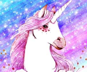 glitter, fondos de pantalla, and unicorn image