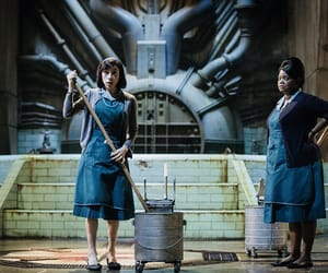 sally hawkins, octavia spencer, and shape of water image