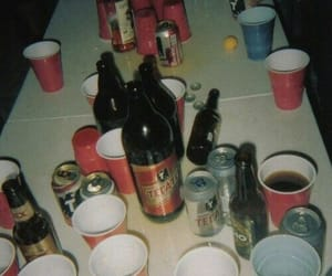 party, drink, and alcohol image