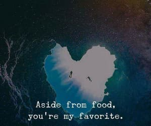 lovequotes, love, and livefood image