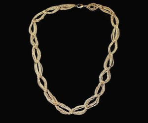 etsy, modern jewelry, and multiple chain image