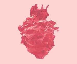heart, gif, and red image