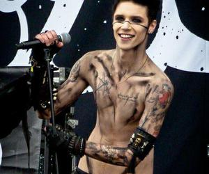 black veil brides, andy biersack, and bvb image