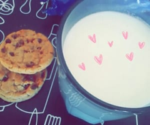 milk, morning, and snap image