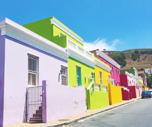 colour, colourful, and Houses image