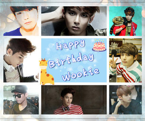 happy birthday, ryeowook, and super junior image