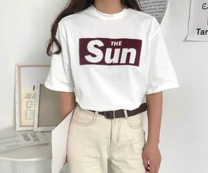 kfashion, asian girl, and clothes image