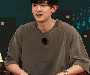 exo, park chanyeol, and chanyeol park image