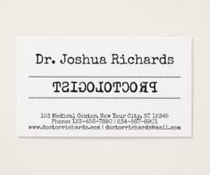 business card, funny, and laugh image