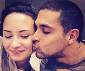 demi lovato, couple, and demi image