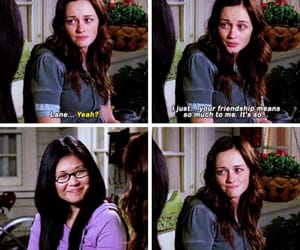 friendship and gilmore girls image