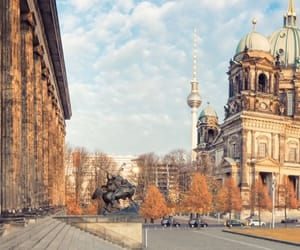 berlin, country, and germany image