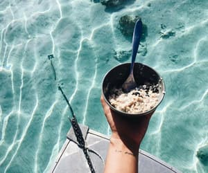 aesthetic, food, and travel image