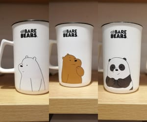 love it, we bare bears, and miniso image
