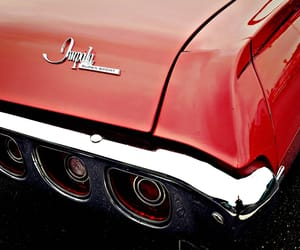chevrolet, impala, and lettering image