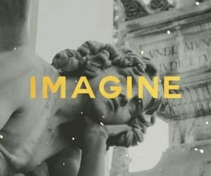 aesthetic, imagine, and statue image