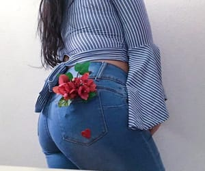 aesthetic, butt, and grunge image