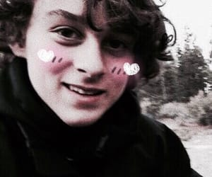 boys, finn wolfhard, and themes image