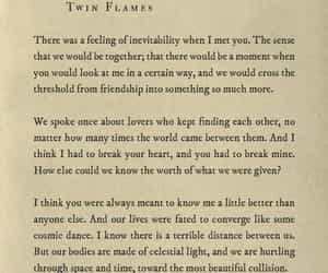 union, unconditional love, and twin flames image