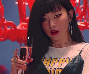 bad boy, kpop, and red velvet image