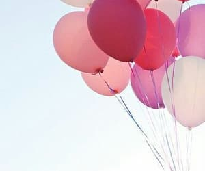 baloons, freedom, and spring image