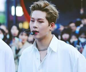 jooheon, monsta x, and kpop image