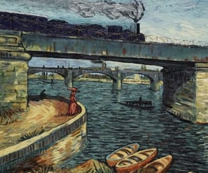 arte, vangogh, and vincent image