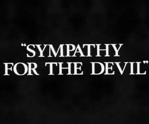 Devil, quotes, and sympathy image
