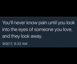 eyes, heartbreak, and quotes image