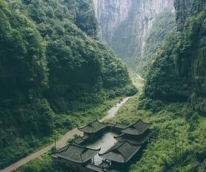 nature, travel, and china image
