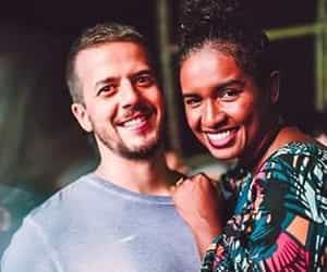 bwwm, interracialcouple, and interracialdating image