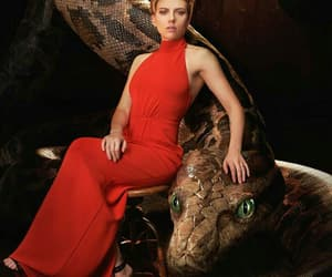 actress, Scarlett Johansson, and movies image