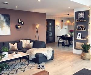 bookshelf, decor, and home image
