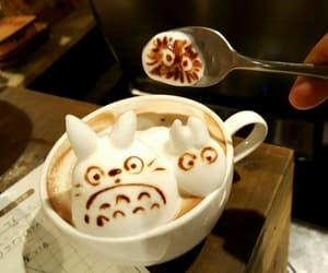 coffee, japan, and anime image