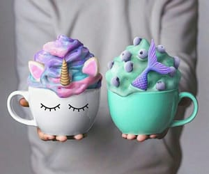 mugs and unicorn image