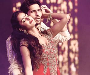 actor, actress, and siddharth malhotra image