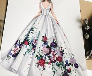 clothing, design, and dress image