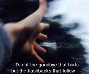 memories, sad, and goodbye image