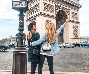 arc, paris, and amitié image